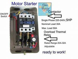 5 Hp Magnetic Starter