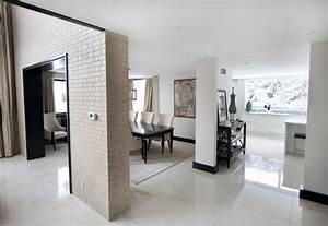 Mur Brique Salon : emejing mur contemporain contemporary amazing house ~ Zukunftsfamilie.com Idées de Décoration
