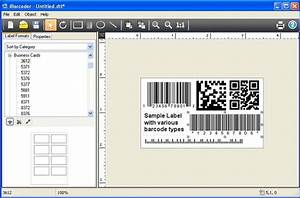 ibarcoder download With custom label maker software