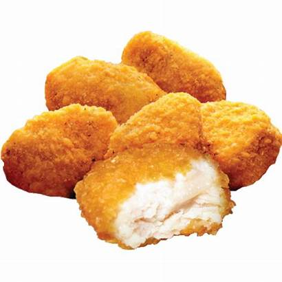 Nuggets Chicken Transparent Mcnuggets Nugget Mcdonalds Gifs