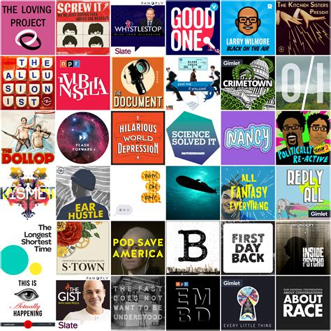 The 50 Best Podcast Episodes Of 2017 So Far Indiewire