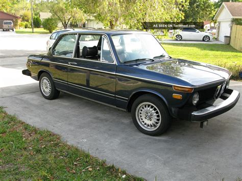 Bmw 2002 Model 1974