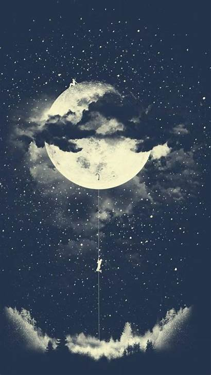 Moon Wallpapers Android Screen