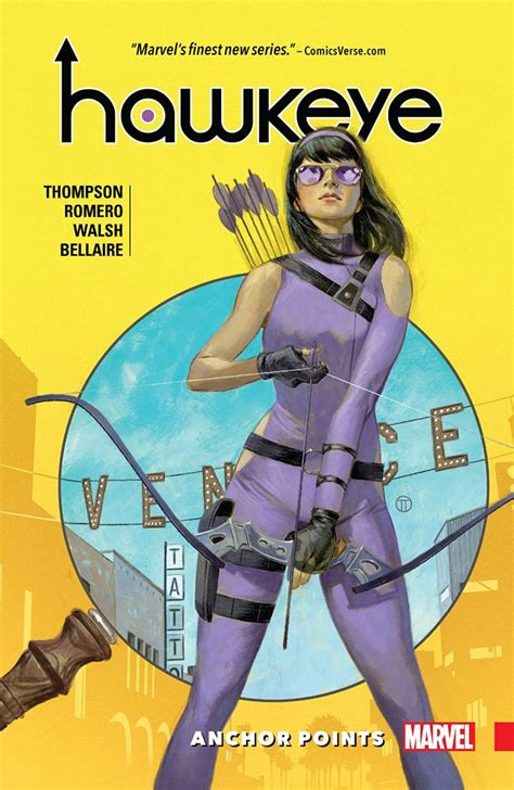 Avengers Endgame Introducing The Kate Bishop Hawkeye