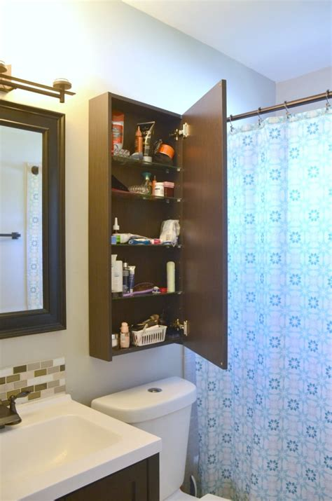 Bathroom Cabinet Ideas Storage by Small Bathroom Storage Ideas For 100