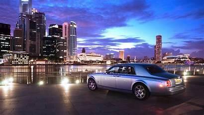 Royce Rolls Wallpapers Background Phantom Amazing Cars