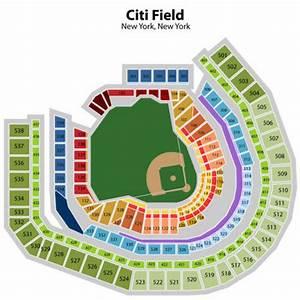 Citi Field Seating Chart -- Tickets to Citi Field ...