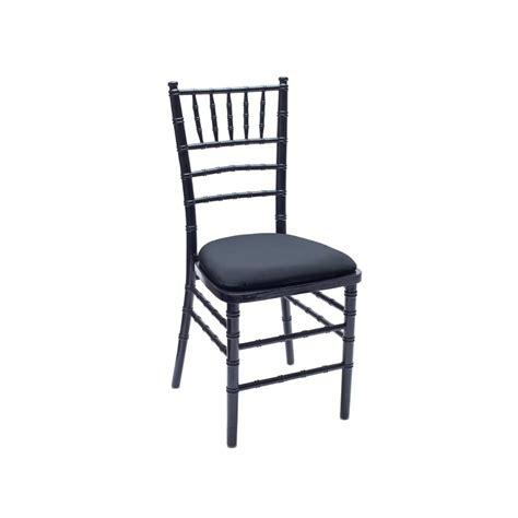 baker rentals black chiavari chair rentals