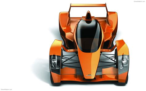 Caparo New T1 Race Extreme Widescreen Exotic Car Picture
