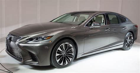 Lexus Ls Price by 2018 Lexus Ls 500 Redesign And Price Toyota Overview