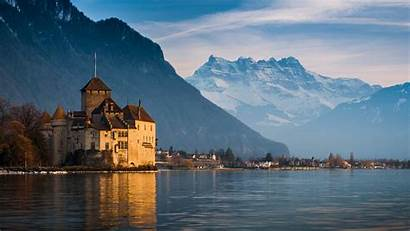 Switzerland Chillon Ranveer Singh Chateau Countries Favourite