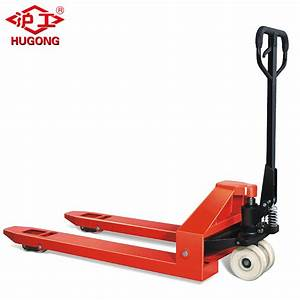 China Hydraulic Hand Pallet Truck Small Lifter Pallet Jack