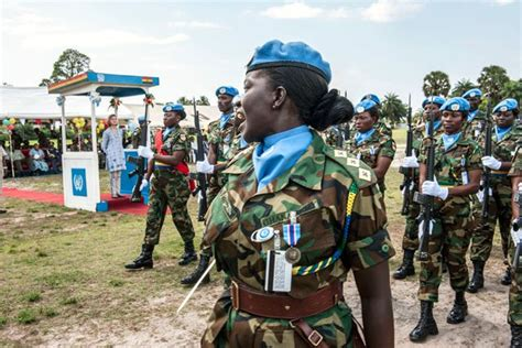 A New Concept For Un Peacekeeping?
