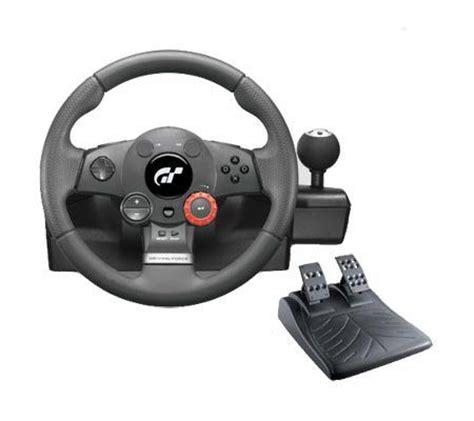 volante logitech logitech driving gt test prix et fiche technique