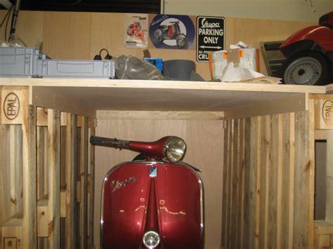 Holzpodest Für Roller Bauen