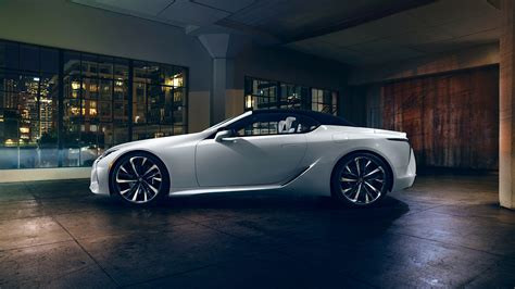 Lexus Lc Hd Picture by 2019 Lexus Lc Convertible Concept Wallpapers Hd Images
