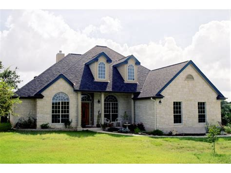 Somers Manor European Home Plan 111d-0019