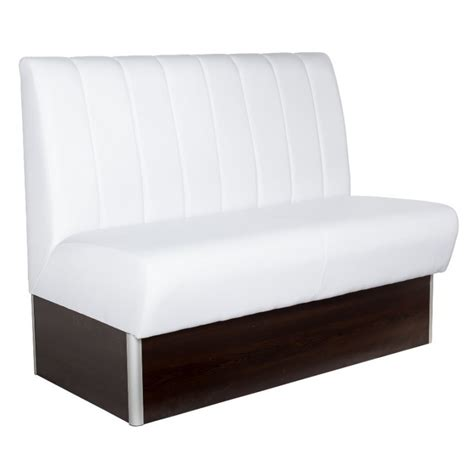 banquette de bar model rang 233 blanc gastromastro group sas