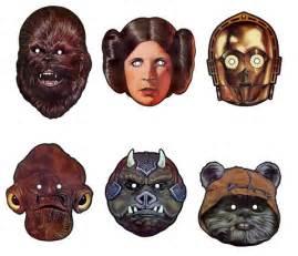 i am free printable wars masks