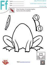 amphibian crafts  preschoolers amphibian worksheets
