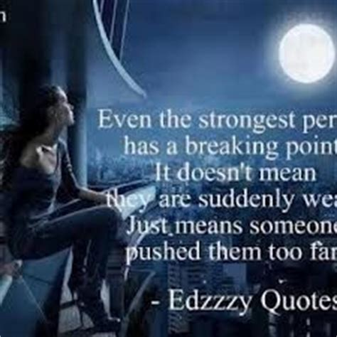 Pushing People Too Far Quotes