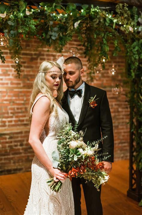 Great Gatsby Themed Wedding POPSUGAR Love &Photo 40