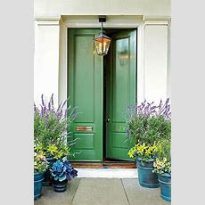 10 Colorful Front Doors That'll Make You Want To Bust Out