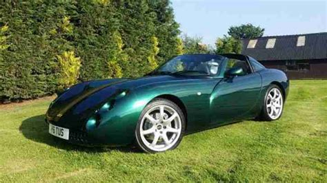 Tvr Tuscan Speed Six. Car For Sale