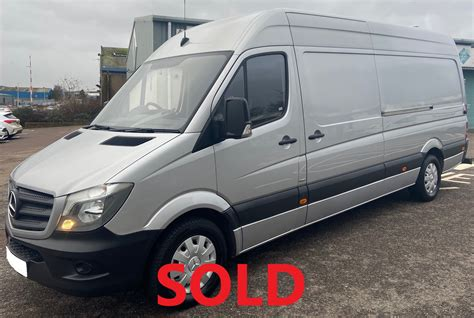 The wheelbase length of the mercedes sprinter lwb is 170 (or 4325 mm). Mercedes-Benz Sprinter 313CDI LWB Panel Van - Ross Duthie   Vehicle Sales and Servicing Aberdeen