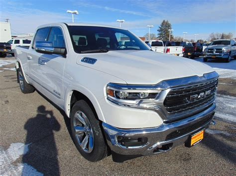 new 2019 ram all new 1500 limited crew cab in idaho falls r671987 sayer s chrysler jeep dodge