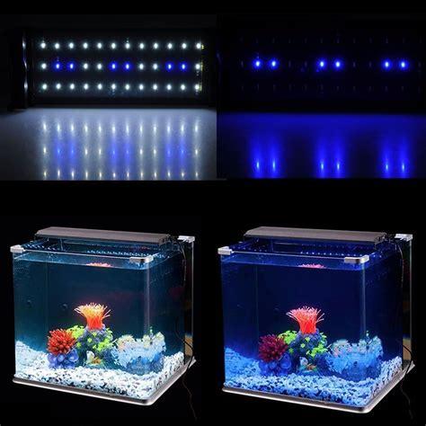 fish tank lights nicrew classicled aquarium light fish tank light with