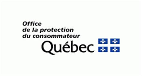 bureau protection du consommateur office de la protection du consommateur répertoire des