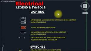 Electrical Symbols  Legend And Signs