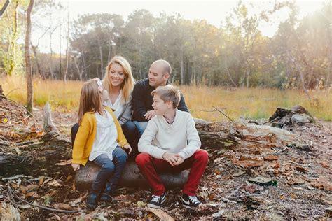 seance famille en foret pres de dieppe normandie