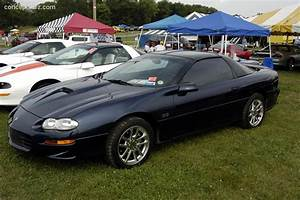 2002 Chevrolet Camaro - Information And Photos
