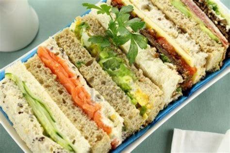 finger sandwiches finger sandwiches