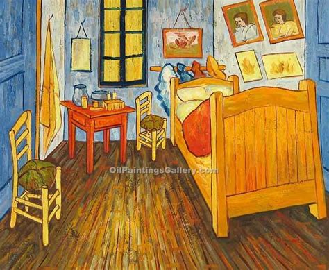 gogh bedroom painting gogh bedroom by vincent gogh painting id vg 0350 ka