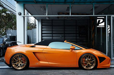 Lamborghini Gallardo Lp560 Adv7 Mv2 Cs Series Wheels
