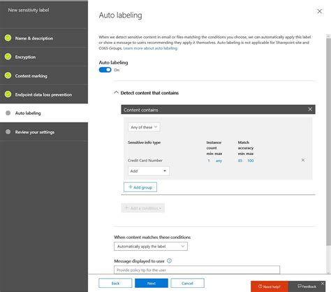 Office 365 Portal Azure by Sensitivity Labels Archives Office 365 For It Pros