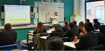 Teacher Teachers Secondary Teaching Op Classroom Academy