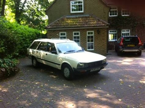 Peugeot 505 For Sale by For Sale Peugeot 505 Sx 8 Seater 1985 Classic Cars Hq