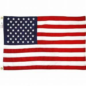 Super Tough Brand 5ft x 8ft Nylon US Flag