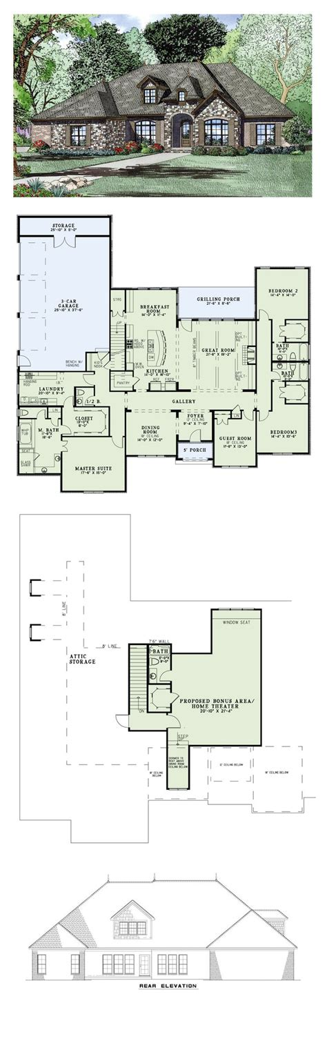 european style home plans small european style house kerala home design and floor