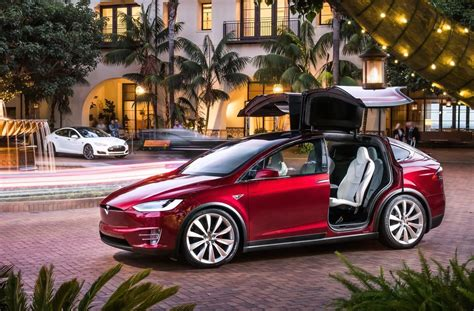 Tesla Model X Australian prices announced for all variants ...