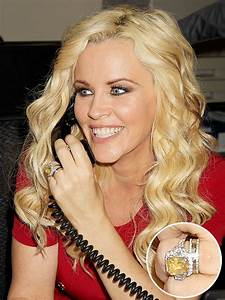 jenny mccarthys wedding ring get a close up look at the With jenny mccarthy wedding ring