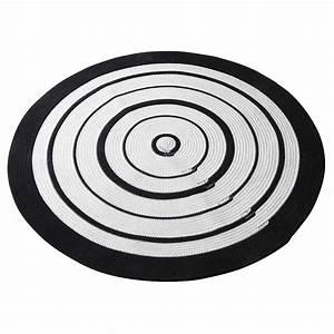 Runder Teppich 100 Cm : deko runder teppich circle 100 cm dekoration bei ~ Lateststills.com Haus und Dekorationen