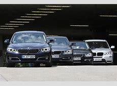 BMW 3 Series GT vs Touring Vs Sedan vs X3 Comparison by
