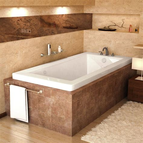 Regular Bathtub Size by What To Before Buying A Whirlpool Bathtub Overstock
