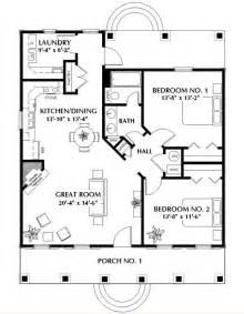 small 2 bedroom 2 bath house plans 25 best ideas about small house layout on small house floor plans small floor
