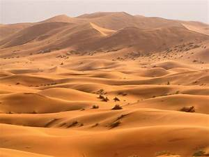 Erg Chebbi Sand Dunes-Sahara Desert-Morocco - a photo on ...